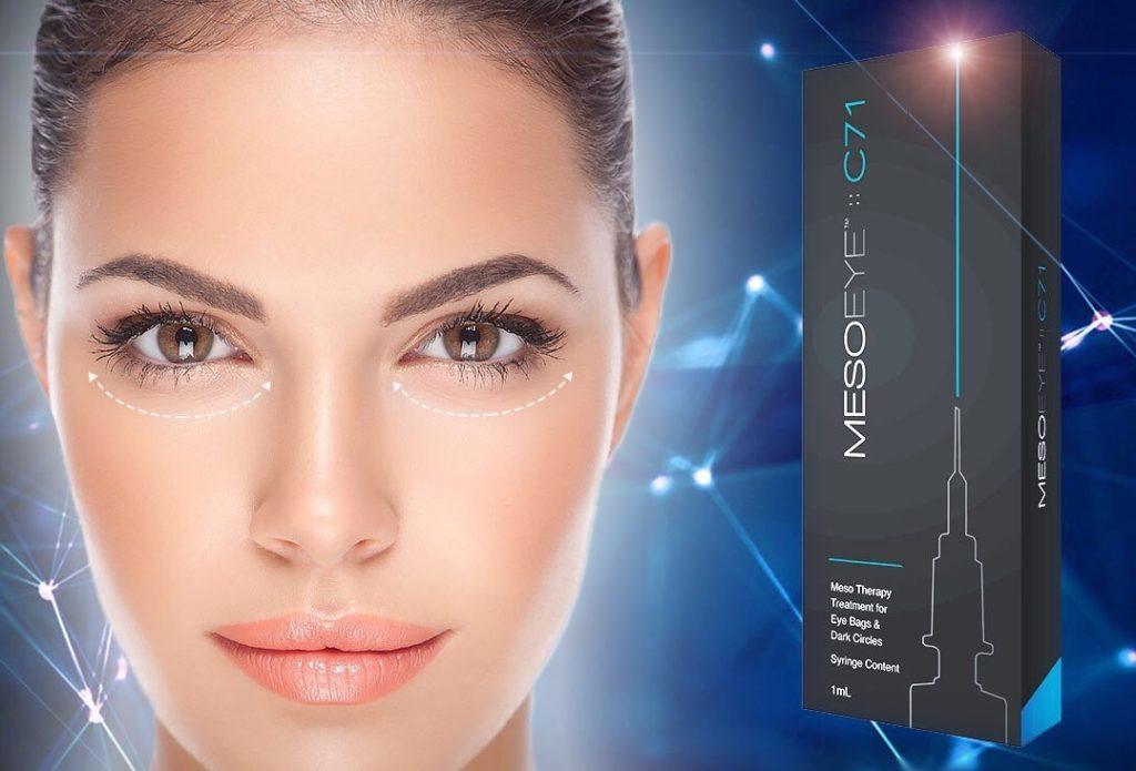 Препарат обещает вернуть цветущий вид коже вокруг глаз
