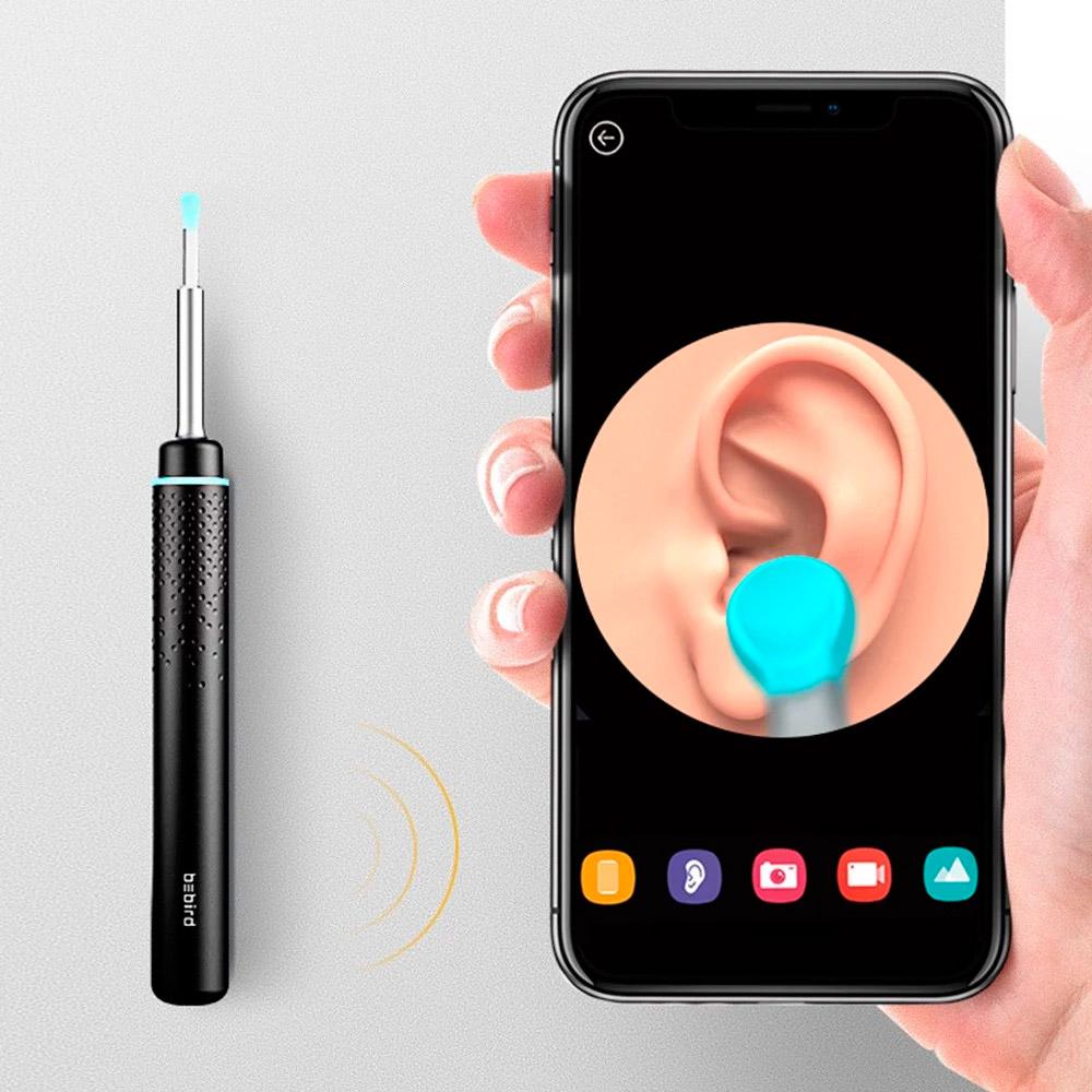 Xiaomi Bebird M9 Pro можно соединять со смартфоном