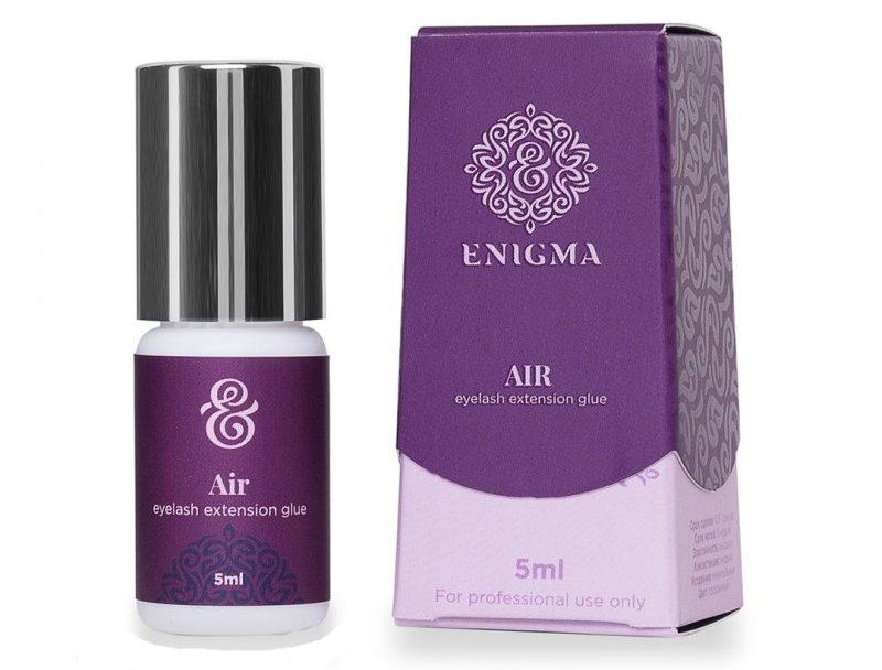 Enigma Air – универсальный прозрачный клей